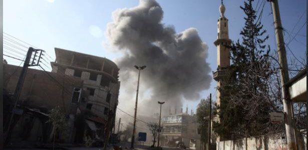 الأمم المتحدة تدعو لهدنة في الغوطة لتفادي كارثة إنسانية