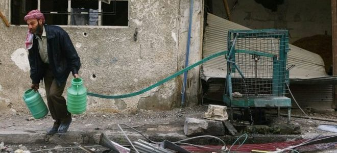بدء هدنة إنسانية في الغوطة الشرقية بسوريا برعاية روسيا