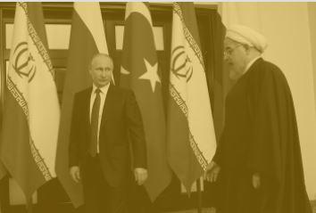 معركة للهيمنة بين روسيا وإيران في سوريا