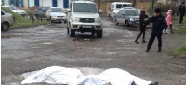 داعش يشن هجوماً علي كنيسة روسية ويقتل 5 نساء