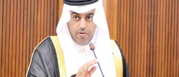 رئيس البرلمان العربي يدين الهجوم الإرهابي ويؤكد دعم البرلمان للصومال