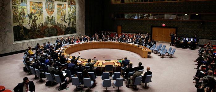 واشنطن تتعهد بمكافحة طهران بعد استخدام موسكو الفيتو لصالح إيران