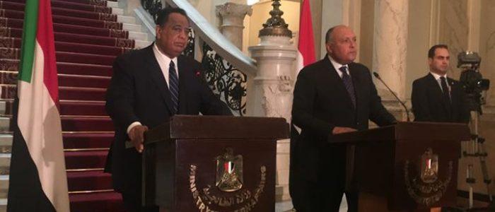 ننشر نتائج الاجتماع الرباعي لوزيري الخارجية ورئيسي المخابرات بمصر والسودان اليوم