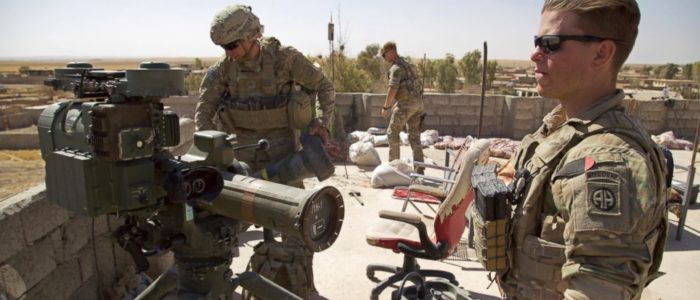 واشنطن تعتذر للعراق عن قصف مقاتلاتها بالخطأ عربة عسكرية الشهر الماضي