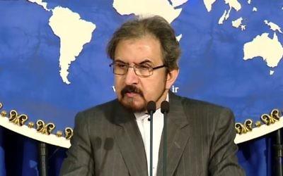 الخارجية الإيرانية: لم نقدم التزاما لأي طرف أو بلد حول اليمن