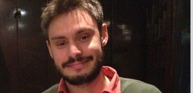 """تسجيلات جديدة حول مقتل الطالب الإيطالي """"ريجيني"""" في مصر"""
