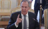 لافروف : تصريحات واشنطن عن إمكانية الاتفاق مع الإرهابيين فى سوريا غير مقبولة
