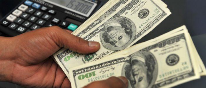 سعر الدولار في الامارات اليوم الاثنين 13-8-2018