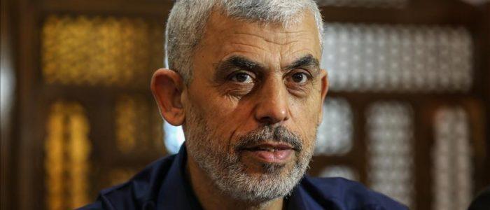 الوفد الأمني المصري يلتقي السنوار بغزة