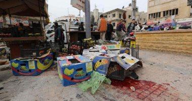ارتفاع حصيلة ضحايا انفجار سيارة مفخخة وسط إدلب لـ15 قتيلا و20 جريحا