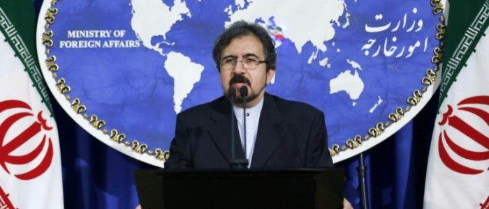 إيران تدين العقوبات الأمريكية حول قرصنة معلوماتية