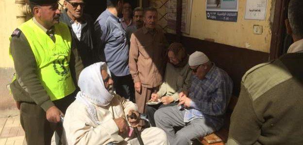 إجراءات أمنية مشددة حول مراكز التصويت في القاهرة
