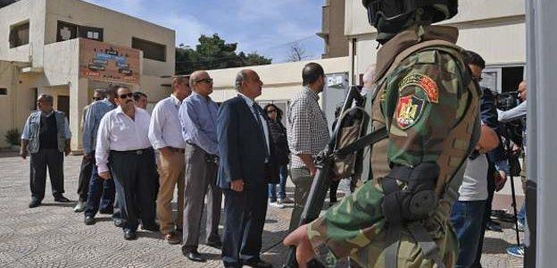 الهجوم الإرهابي لم يمنع أهالي إسكندرية من المشاركة في اللجان الإنتخابية