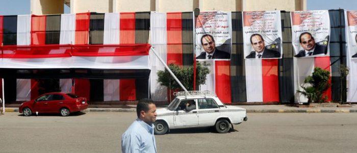 إغلاق صناديق الاقتراع في أول أيام الانتخابات الرئاسية المصرية