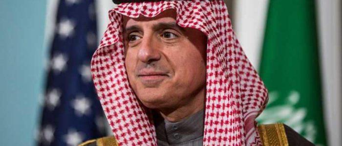 الجبير: لا نريد أي تعامل مع قطر الراعية للإرهاب