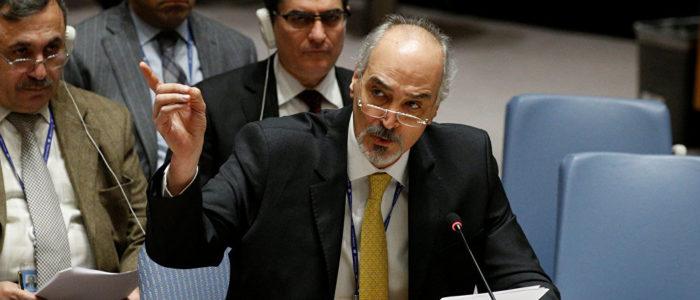 الجعفري: إلغاء جلسة مجلس الأمن حول سوريا يدل على وعي الدول الأعضاء