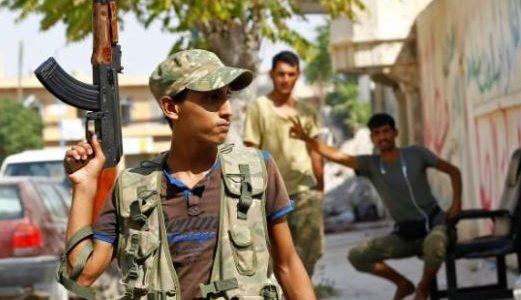 الجيش السوري يحاصر جيب المعارضة في مدينة درعا