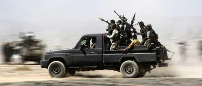 قصف مدفعي مكثف على معاقل الحوثيين في صعدة