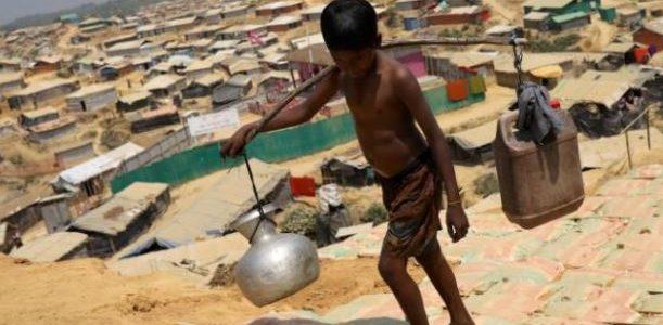 بنجلادش لا تتوقع الكثير من المانحين الأجانب لنقل الروهينجا