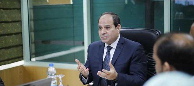 النتائج الأولية تظهر تقدم السيسي في انتخابات الرئاسة المصرية بنسبة 96.5%