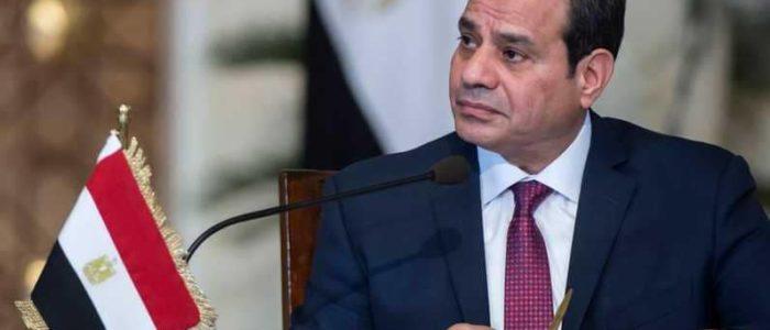 السيسي: مصر يحكمها شعبها
