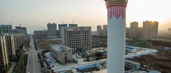 """الصين تبني """"صروحا عملاقة"""" لمواجهة أعقد مشاكلها"""