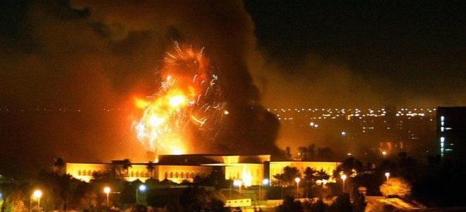 العراق يستنكر الضربات الجوية التي تستهدف قوات تقاتل الدولة الإسلامية
