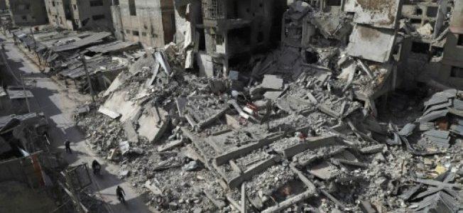 الأسد يقترب من النصر في الغوطة