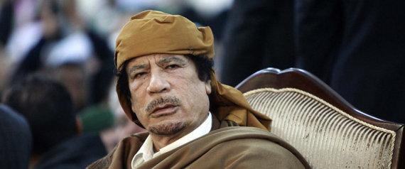 """تفاصيل عملية تهريب """"الكنز الليبي"""" قبل وفاة القذافي"""