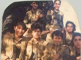 """المرأة الكردية من أين وإلى أين؟.. """"بريتان"""": الشاعرة المقاتلة"""