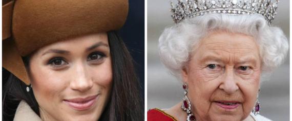 الملكة انتقصت من قدر ميجان في خطاب موافقتها علي زواجها من هاري