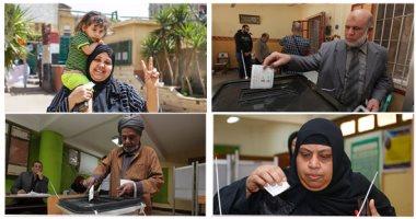 """السيسي """"منقذ"""" المصريين والشعب يفضل استمراره رئيسا للبلاد"""