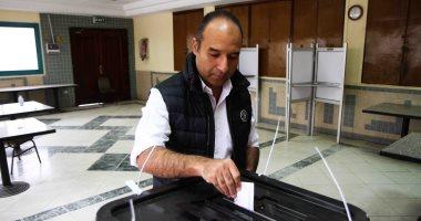 بالفيديو.. المتحدث باسم حملة السيسي يدلى بصوته الانتخابى فى ثالث أيام الانتخابات