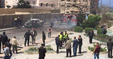 مقتل شرطي وإصابة آخرين في انفجار استهدف مدير أمن الإسكندرية
