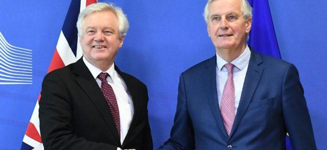 الاتحاد الأوروبي وبريطانيا يتوصلان لاتفاق بشأن المرحلة الانتقالية بعد بريكسيت