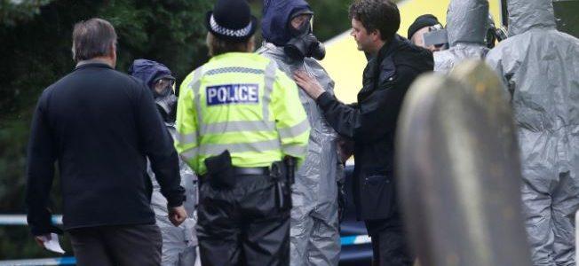 الشرطة البريطانية: سكريبال تعرض للمواد السامة أول مرة في منزله