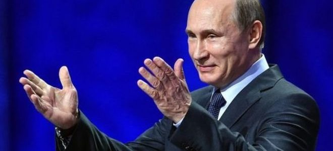 بوتين يفوز بفترة رئاسية رابعة