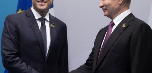 بوتين لماكرون: مزاعم أن روسيا وراء تسميم جاسوس في بريطانيا لا أساس لها