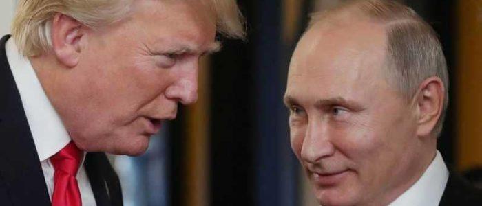 ترامب يلتقي بوتين قريبا.. وكيم يهنئ