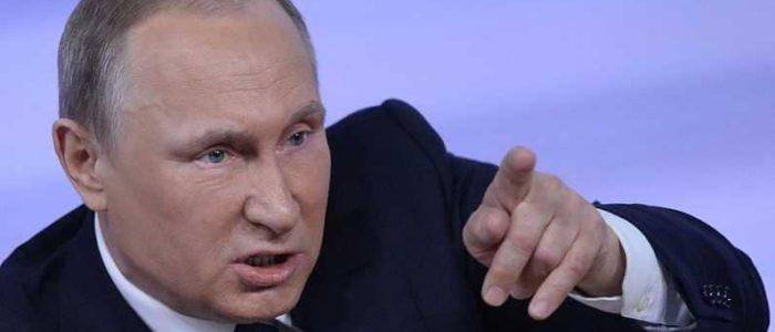 """""""حرب عالمية"""" دبلوماسية ضد روسيا"""
