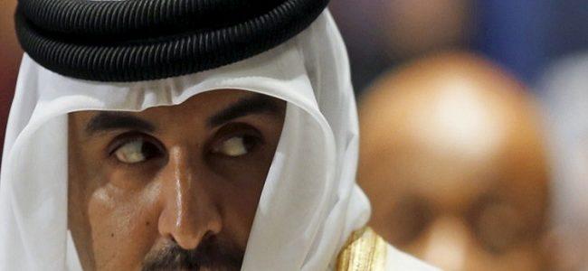 """قطريليكس: """"الحمدين"""" يبث شائعات لزعزعة استقرار مصر للثأر من طرد الإخوان"""