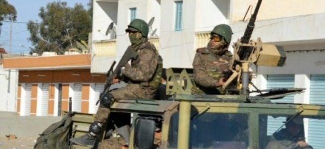 مشتبه به يفجر نفسه أثناء مطاردته في تونس