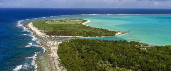 """جزيرة """"ويك"""" أكثر المناطق عزلة"""