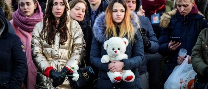 حداد على ضحايا الحريق في روسيا وبوتين يندد بالاستفزاز