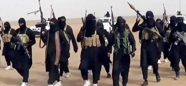 بالفيديو.. العثور على مستودع ضخم لداعش شرق سوريا