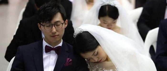 """أزمة """"زواج وإنجاب"""" مزعجة في كوريا الجنوبية"""