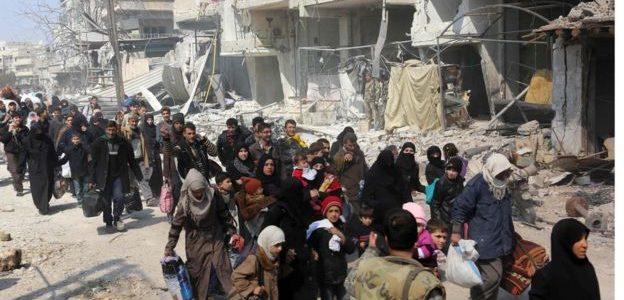 التايمز: المعارضة تُرسل للشمال للقتال من أجل الأسد