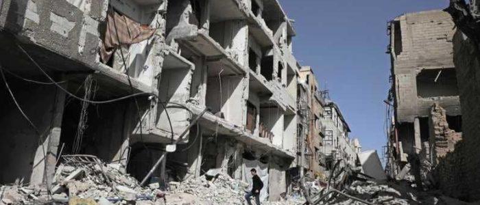 """دمشق وموسكو تتوعدان دوما بـ""""عملية عسكرية ضخمة"""""""