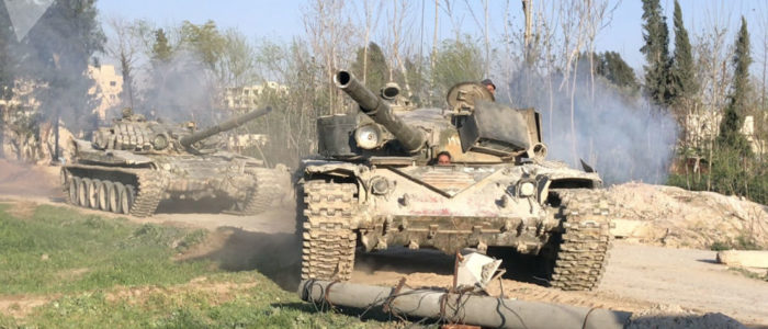 رئيس الأركان الروسية يبحث مع نظيره الأمريكي الشأن السوري