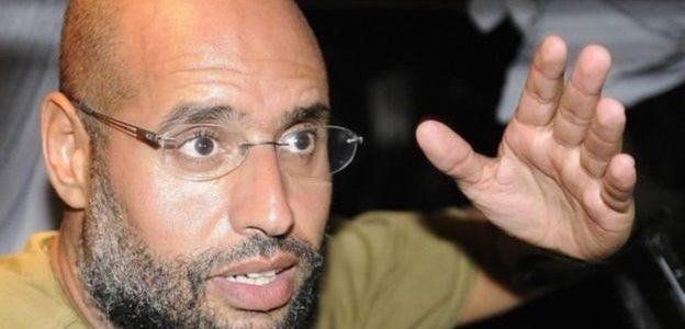 تايمز: إبن الديكتاتور يترشح للرئاسة في ليبيا